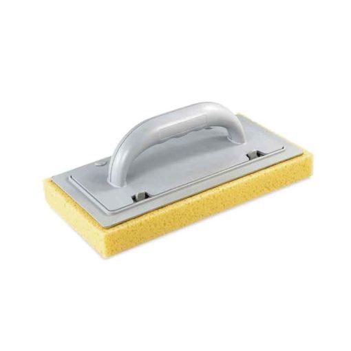 carton éponge jaune fin