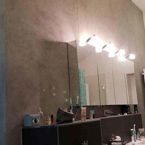 Concrete look Stucco Naturale