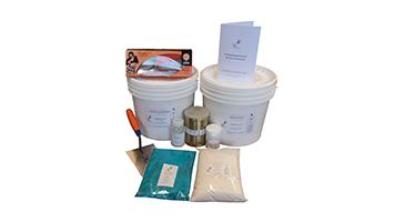 Stucco starter kit