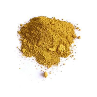 Farbpigmente Oxidgelb