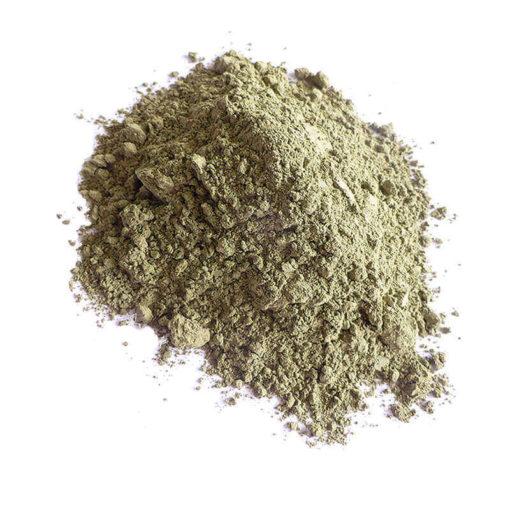 Farbpigmente gruene erde aus verona