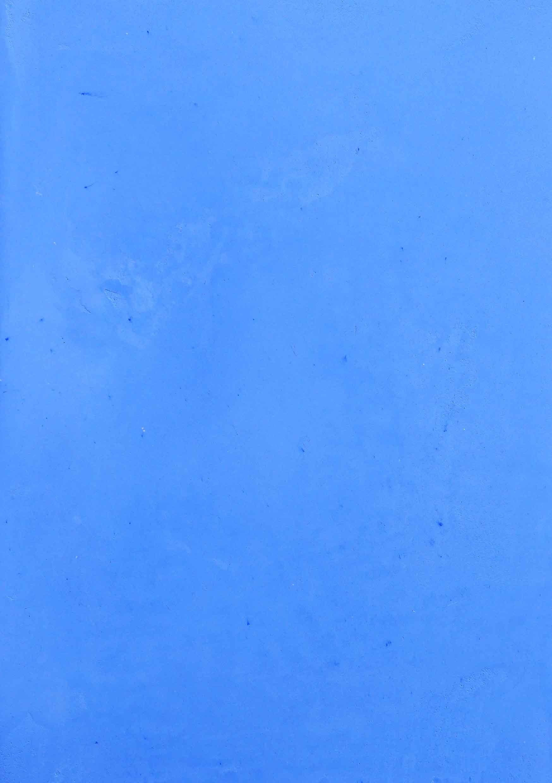 Sample board Marmorino ultramarine blue