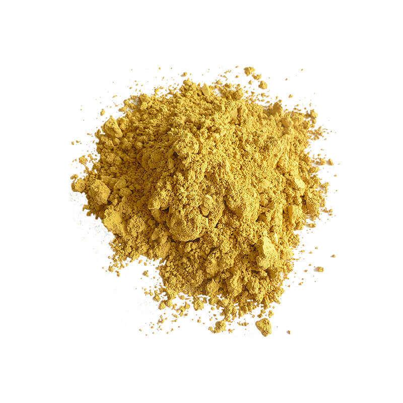 Farbpigmente Ocker gelb