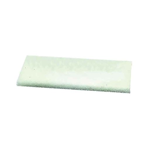 Abrasive fleece for venezian smoothing trowel