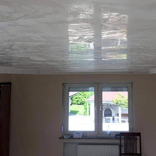 stucco veneziano above-floor