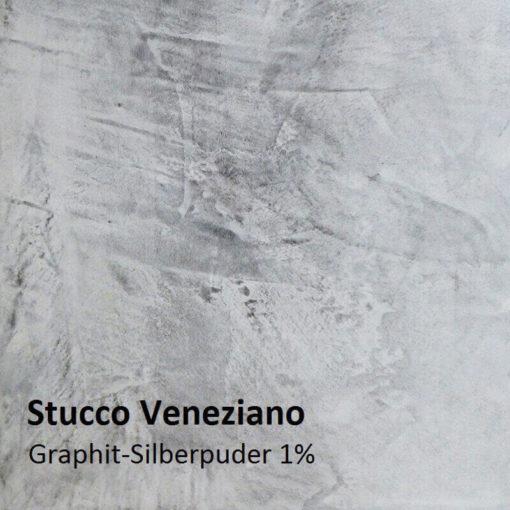 stucco échantillon de couleur graphite 1 pour cent