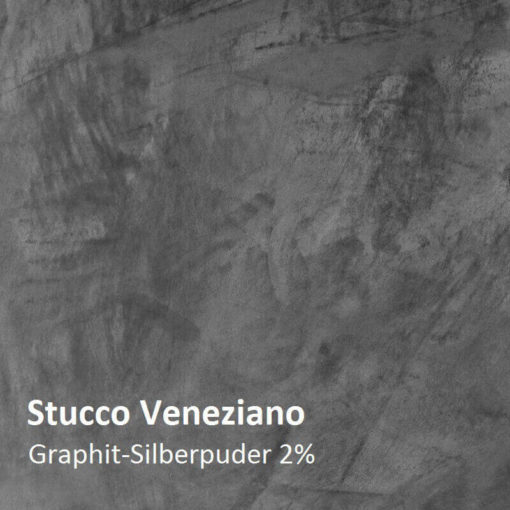 stucco farbmuster graphit 2 prozent