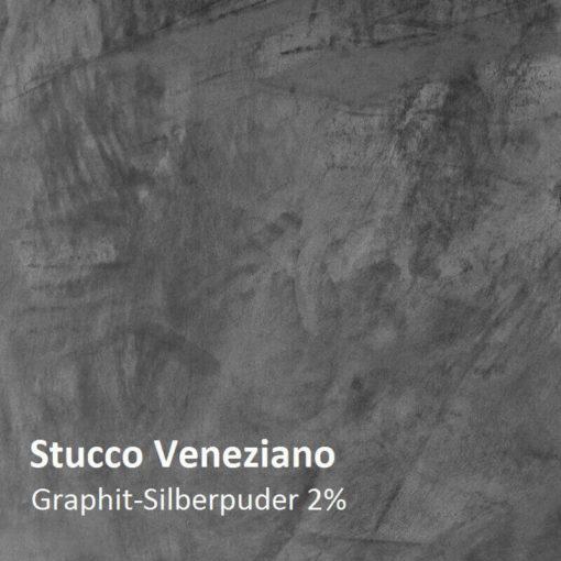 stucco échantillon de couleur graphite 2 pour cent