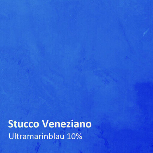 stucco ultramarine blue sample 10 percent