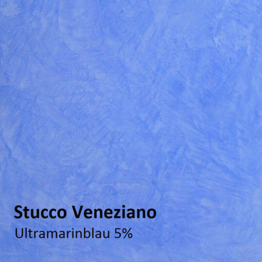 stucco ultramarine blue sample 5 percent