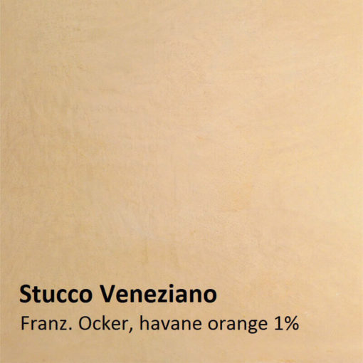 stucco farbmuster orange 1 prozent