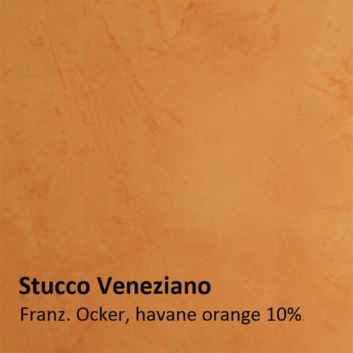 stucco farbmuster orange 10 prozent