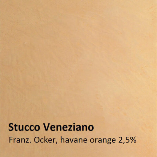 stucco farbmuster orange 2.5 prozent