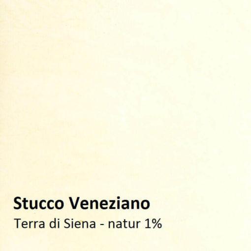 stucco color sample terra di siena nature 1 percent