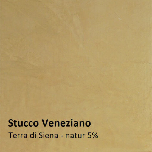 stucco color sample terra di siena nature 5 percent