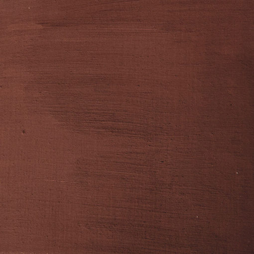sample lime paint iron oxide brown medium