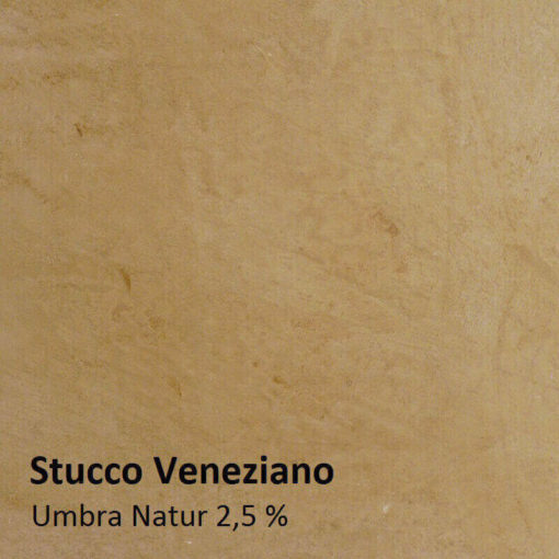 stucco umbra nature sample 2,5 percent
